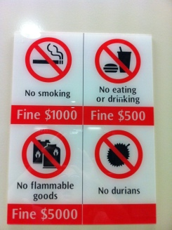 """Singapore Sure Is A """"Fine"""" City"""