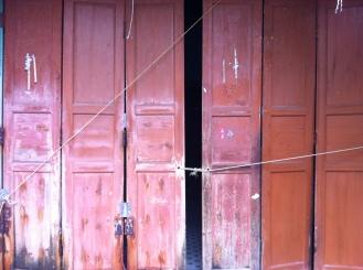 Doors, Tai-O Fishing Village, Hong Kong