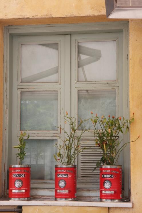 Plantpots, Athens