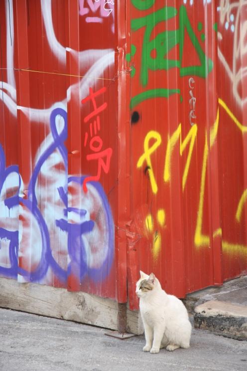 Grafitti, Athens