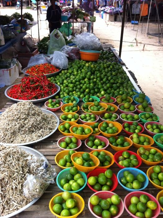 Limes, Phuket Market