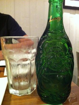 Lucky Beer, Hong Kong