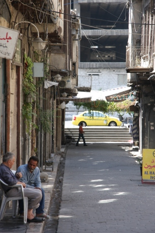 Taxi, Damascus