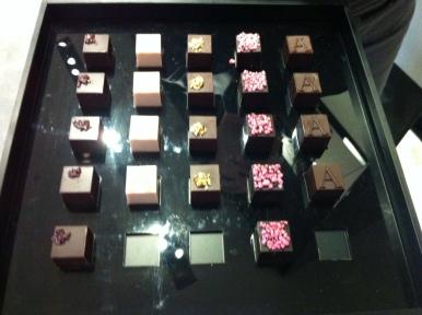 Delicious Armani Chocolates