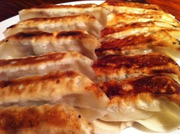 Delicious Gyoza