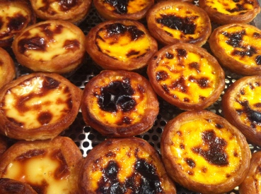 Egg Tarts, Hong Kong