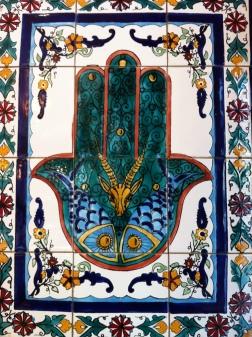 The hand of Fatima, Beirut