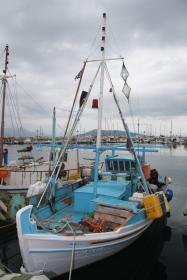 Fishing Boat, Greece