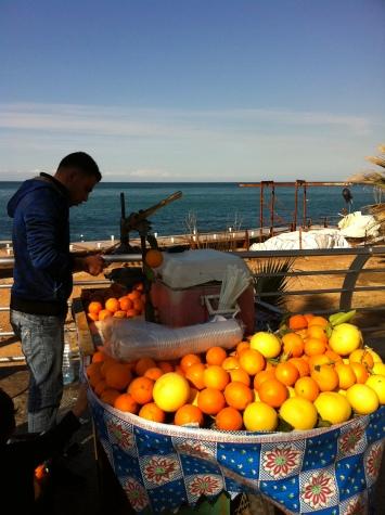 Beiruts Corniche