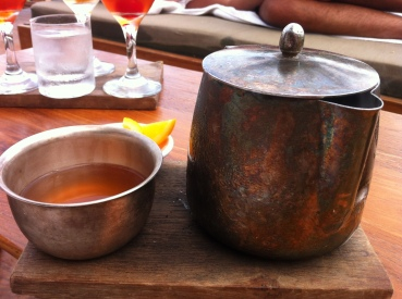Prohibition Iced Tea - Vodka, gin rum and earl grey coke