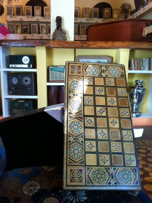 More Board Games, Falamankis, Beirut