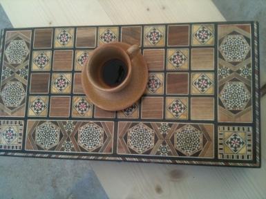 Coffee & Games, Marsyas Vineyard, Lebanon