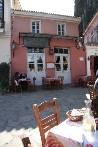 Greek Taverna, Plaka,