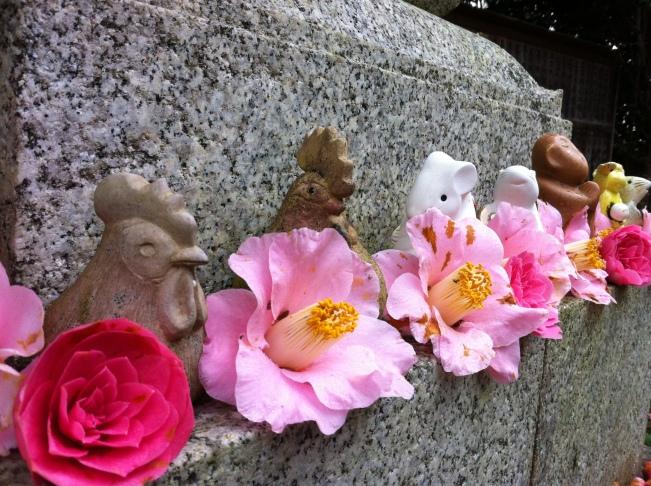 Japanese Temple Guardians, Kyoto