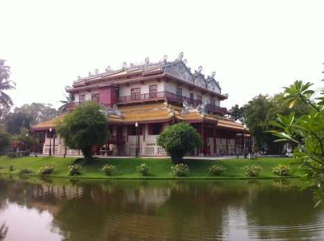 Chinese Mansion