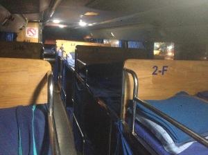 Giant Ibis Night Bus