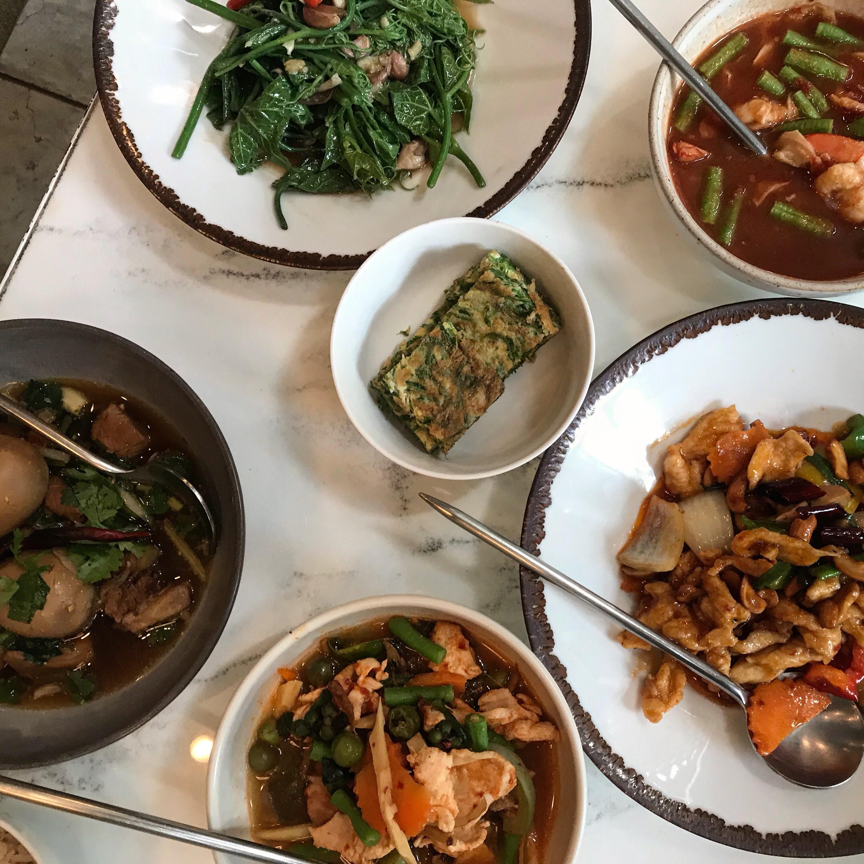 Baan – Thai Family Recipes, Wireless Road, Bangkok.